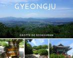Grotte de Seokguram